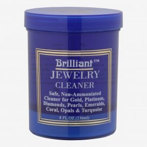 Brilliant 8 Oz Jewelry Cleaner
