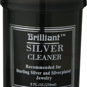 Brilliant Silver Cleaning Solution